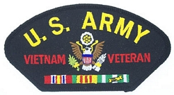 US Army Vietnam Veteran Patches